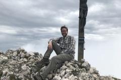 Auf dem Berchtesgadener Hochthron