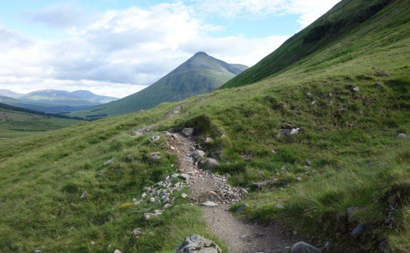 Walking the West Highland Way