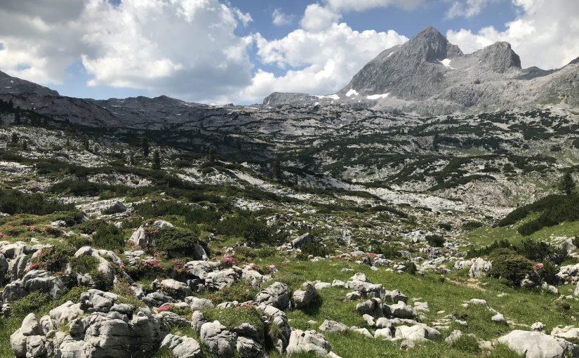 Meine Alpenüberquerung … oder der Versuch einer solchen